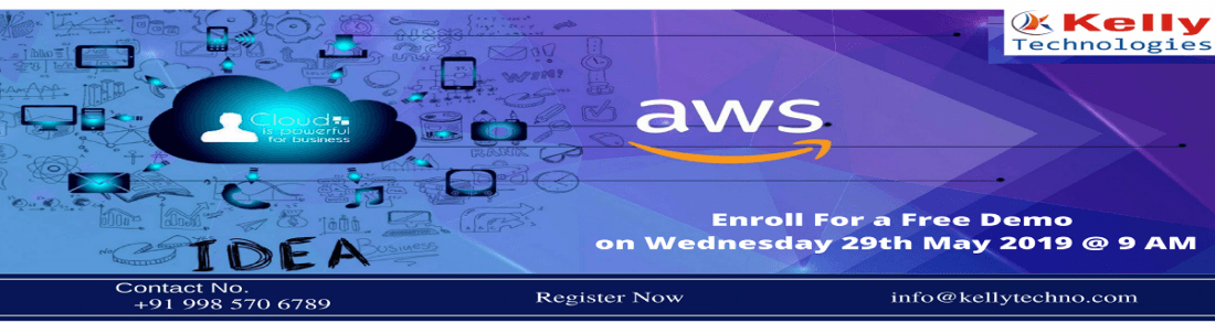 Avail Free Demo On AWS Training On 29th May 9 AM Hyderabad.