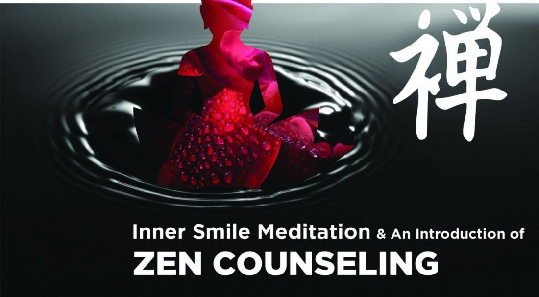 Inner smile Meditation & An Introduction of Zen Counseling ...