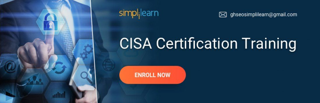 CISA Certification Course in Bangalore
