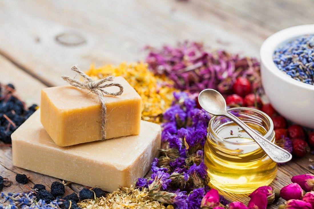 Organic Soap Making Workshop