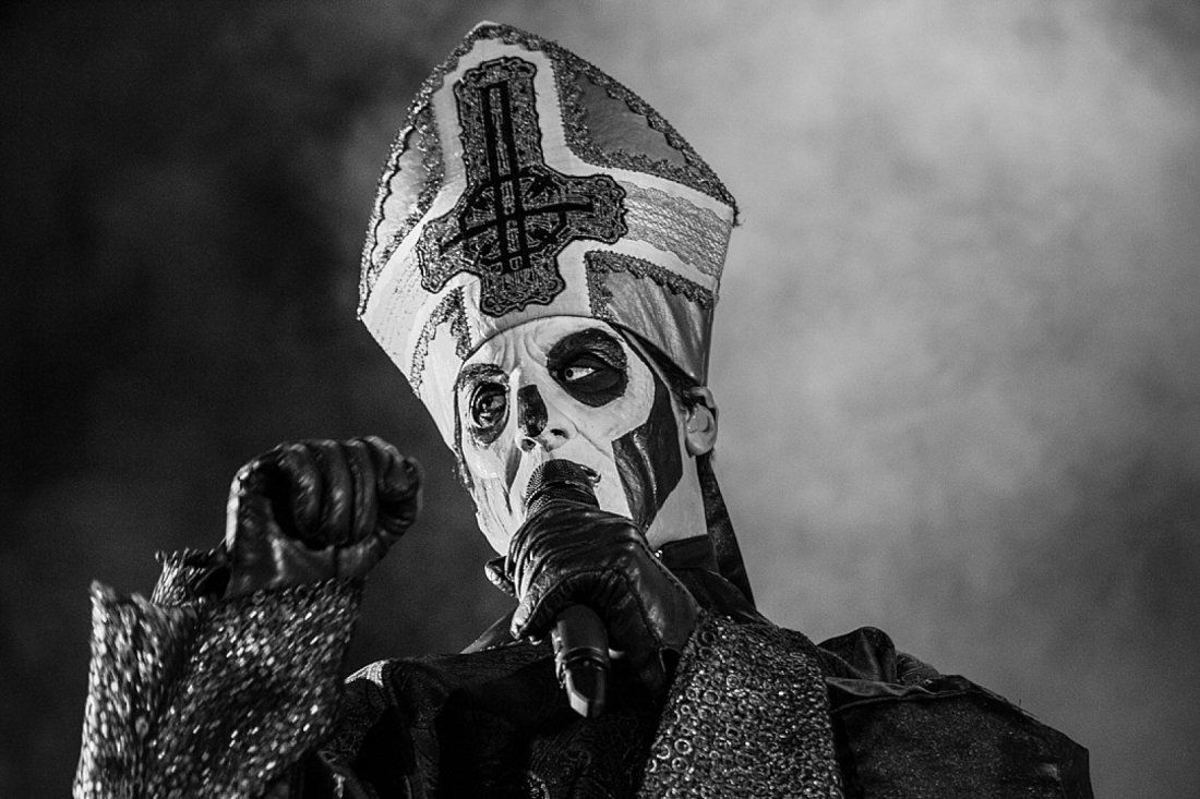 Ghost - The Band at Stampede Corral Calgary AB