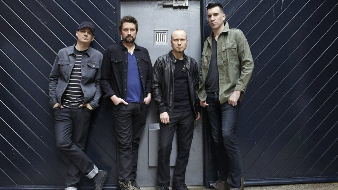 Theory of a Deadman at Lakeside Event Center Osceola IA