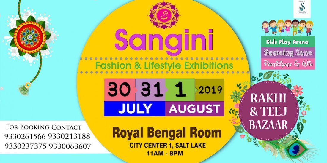Rakhi Teej Bazaar by Sangini Exhibition
