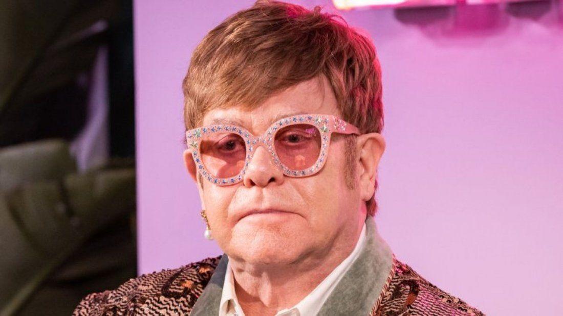 Elton John at 3Arena Dublin DN