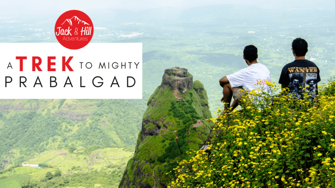 A Trek to Might Prabalgad