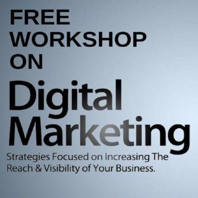 Digital Marketing Free Workshop