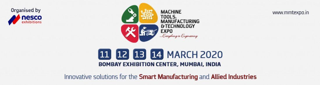 Machine Tools Manufacturing & Technology (MMT) Expo 2020