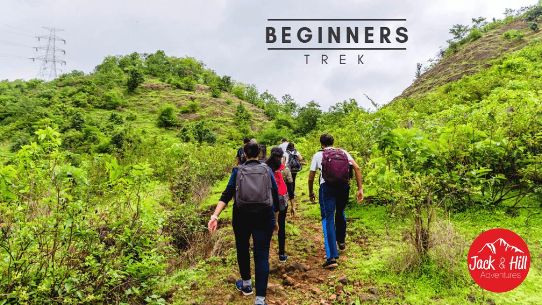 A Beginners Trek to a Hidden Ruined Fort