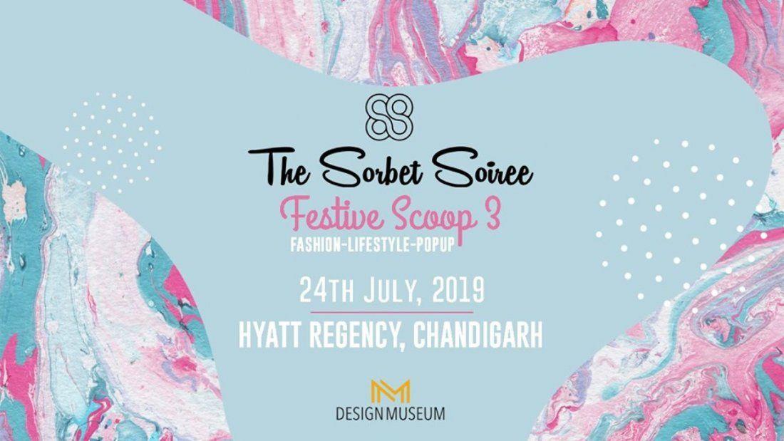 The Sorbet Soiree Festive Scoop