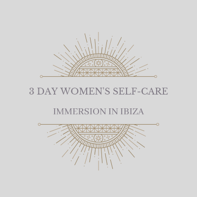 3 Day Womens Self-Care Immersion in Ibiza