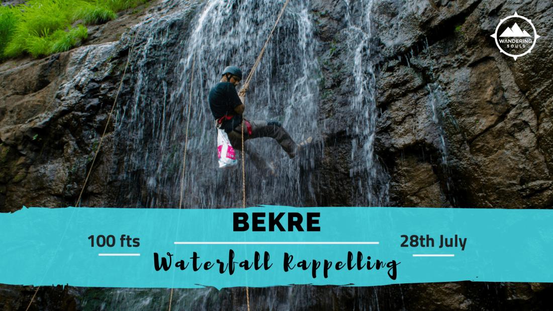Waterfall Rappelling - Bekre