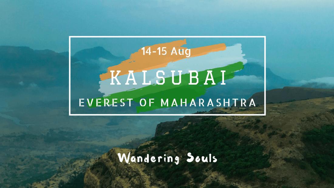 Independence Day Trek to Kalsubai
