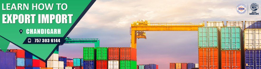 Start and Set up Your Own Import and Export Business -Chandigarh