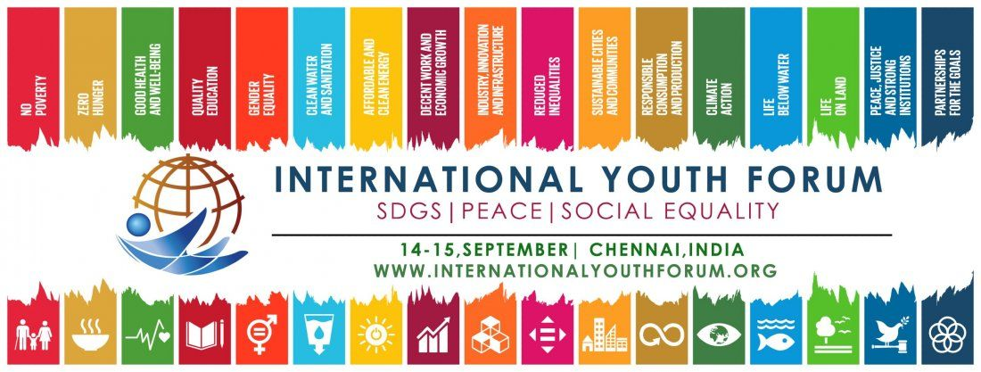 International Youth Forum 2019 on Peace Social Justice & SDGs