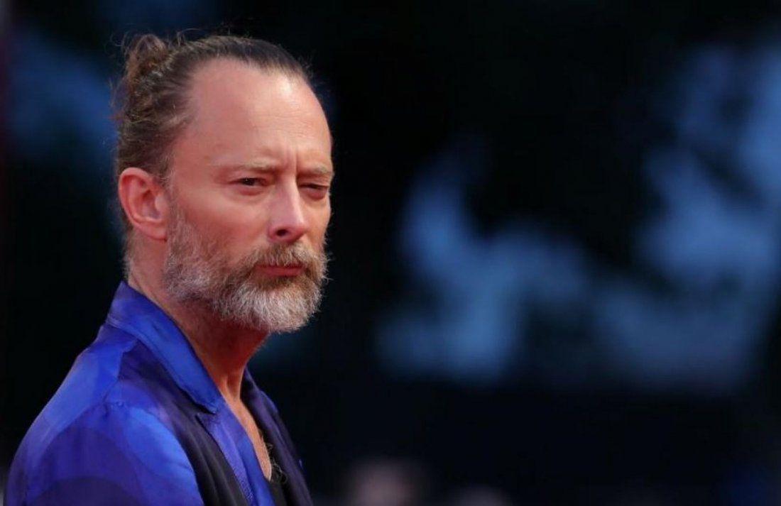 Thom Yorke at The Chelsea - The Cosmopolitan of Las Vegas NV