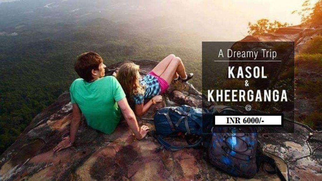 Dreamy Trip to Parvati Valley Kasol & Kheerganga Trip With Trance DJ Night