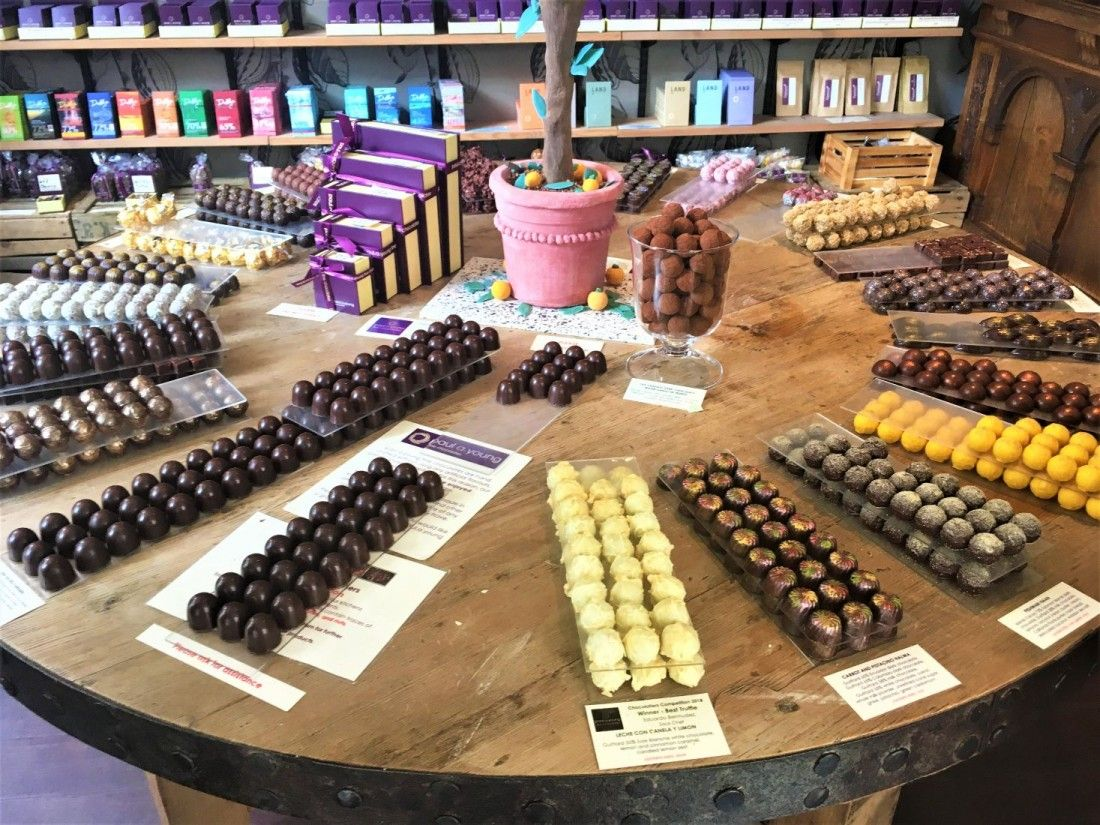 The London Chocolate Tour