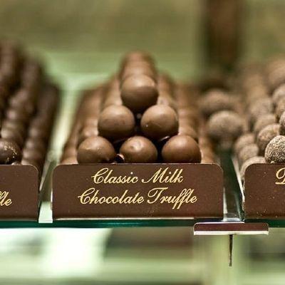 The London Chocolate Tour