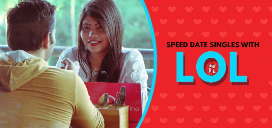 LOL Speed Dating Noida Nov 9