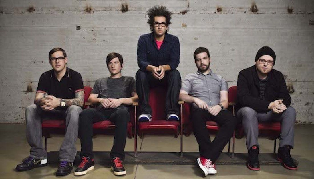 Motion City Soundtrack at The UC Theatre Berkeley CA