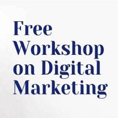 Digital Marketing Free Workshop Gandhinagar