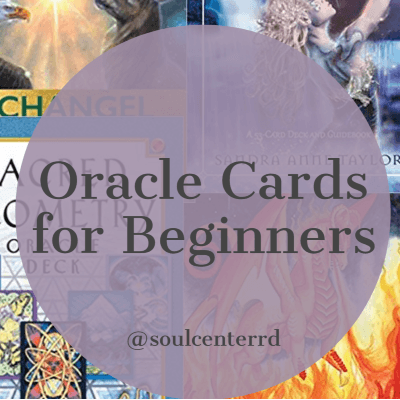 Oracle Cards for Beginners