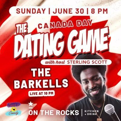 Canada Day Dating Game