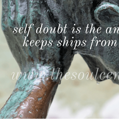 No More Self Doubt - Workshop