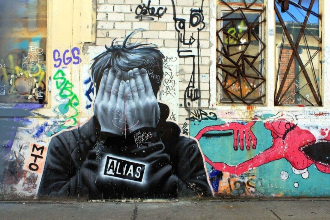 Become a Graffiti & Street Artist in East London