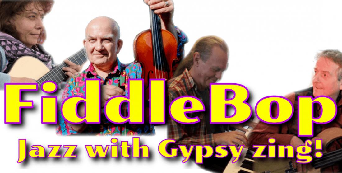 FiddleBop at Brecon Fringe Festival