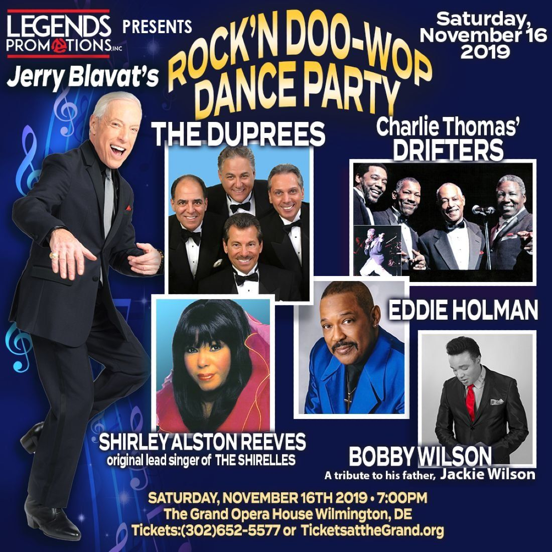 Jerry Blavats Rockn Doo Wop Dance Party