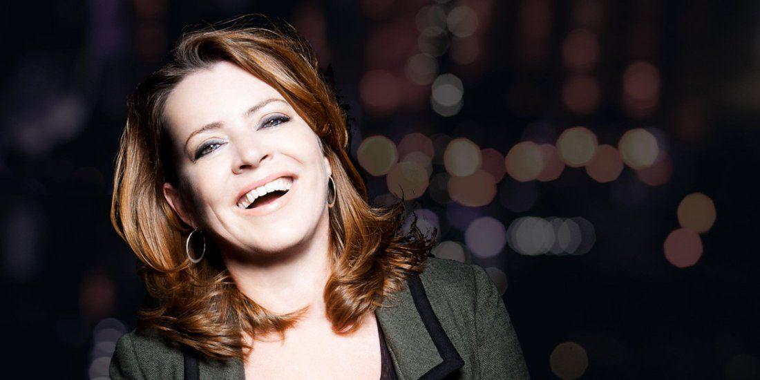 Kathleen Madigan at Terry Fator Theatre - Mirage Las Vegas NV