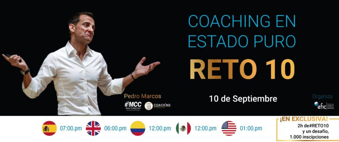 RETO 10 COACHING EN ESTADO PURO