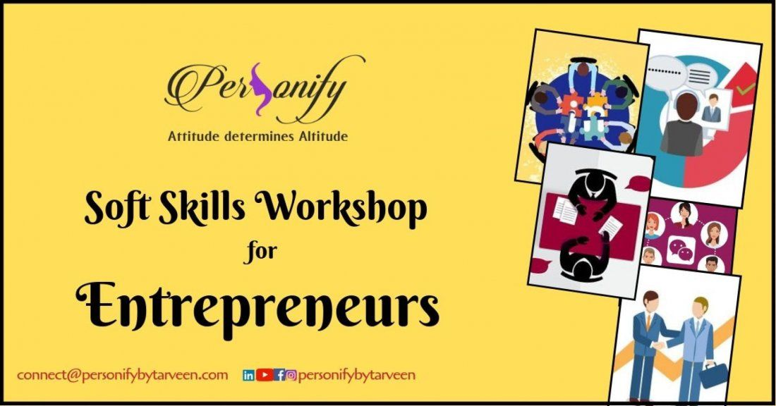 Soft Skills Workshop for Entrepreneurs