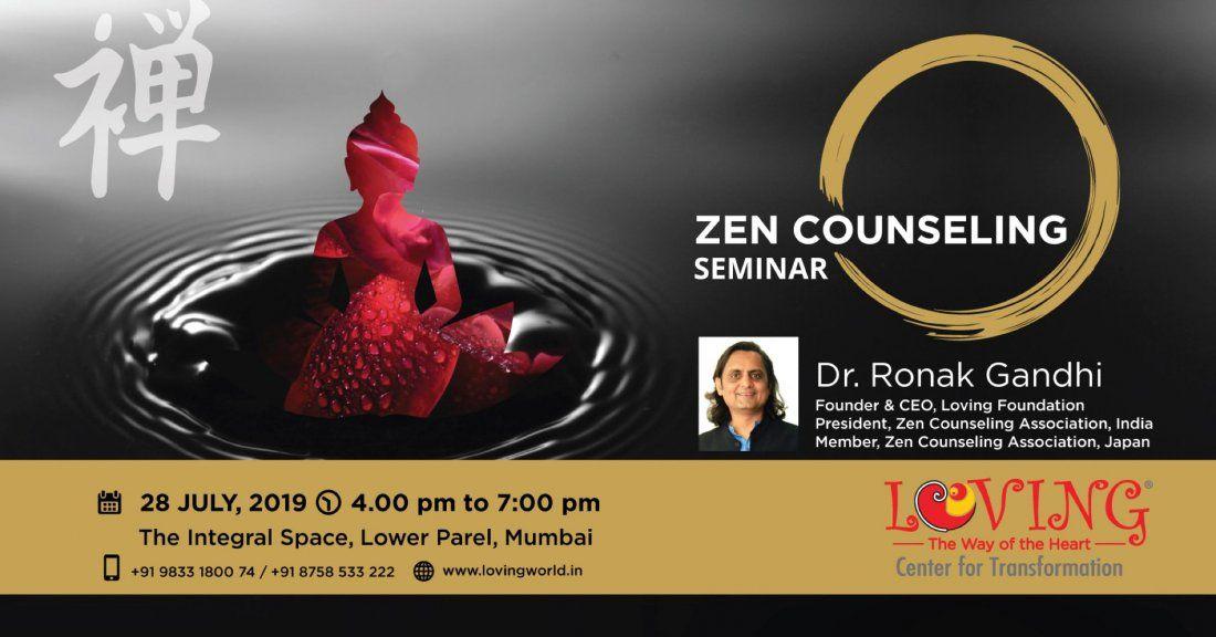 Zen Counselling Seminar