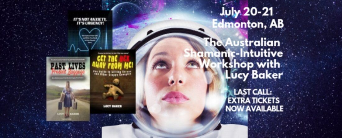 Australian Shamanic Intuitive Workshop With Lucy Baker