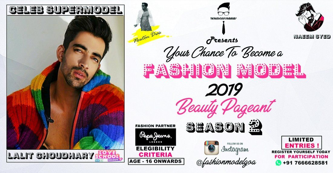 Fashion Model Beauty Pageant Season 2
