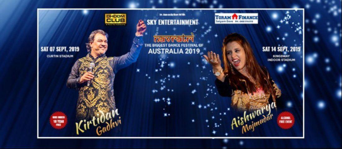 Aishwarya Majumdar 2019 - Navratri Season 2019