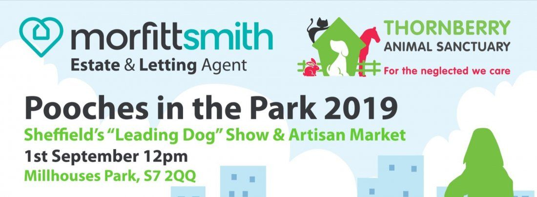 Pooches in the Park 2019