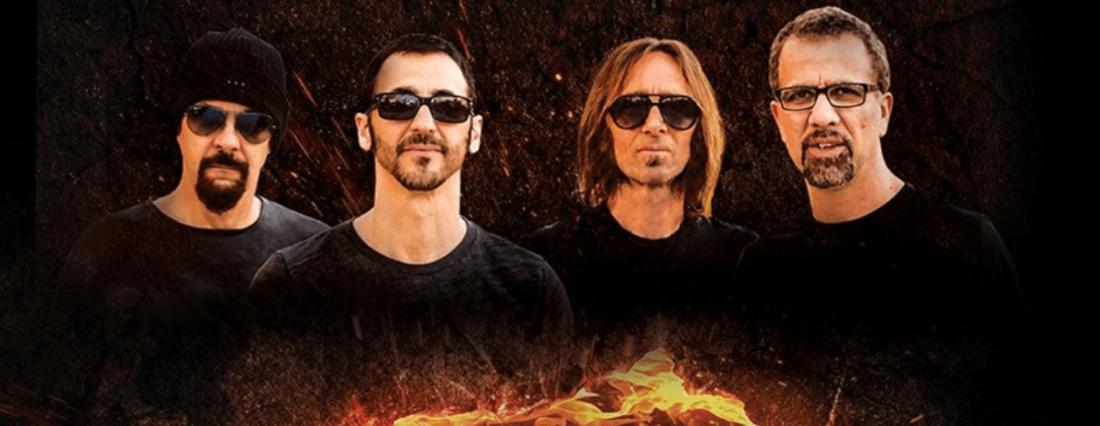Godsmack & Halestorm at Comerica Theatre Phoenix AZ