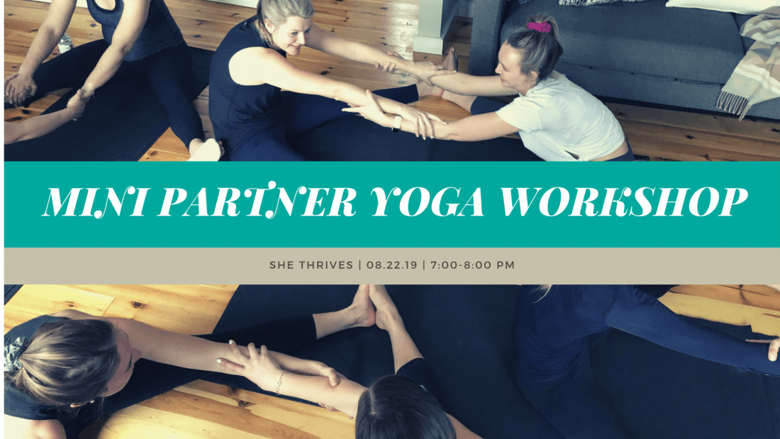 Mini Partner Yoga Workshop