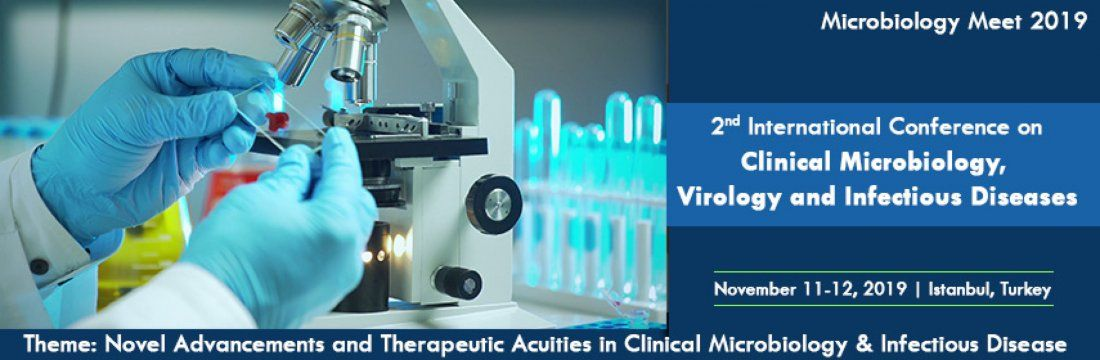2nd International Conference on Clinical Microbiology Virology and Infectious Disease