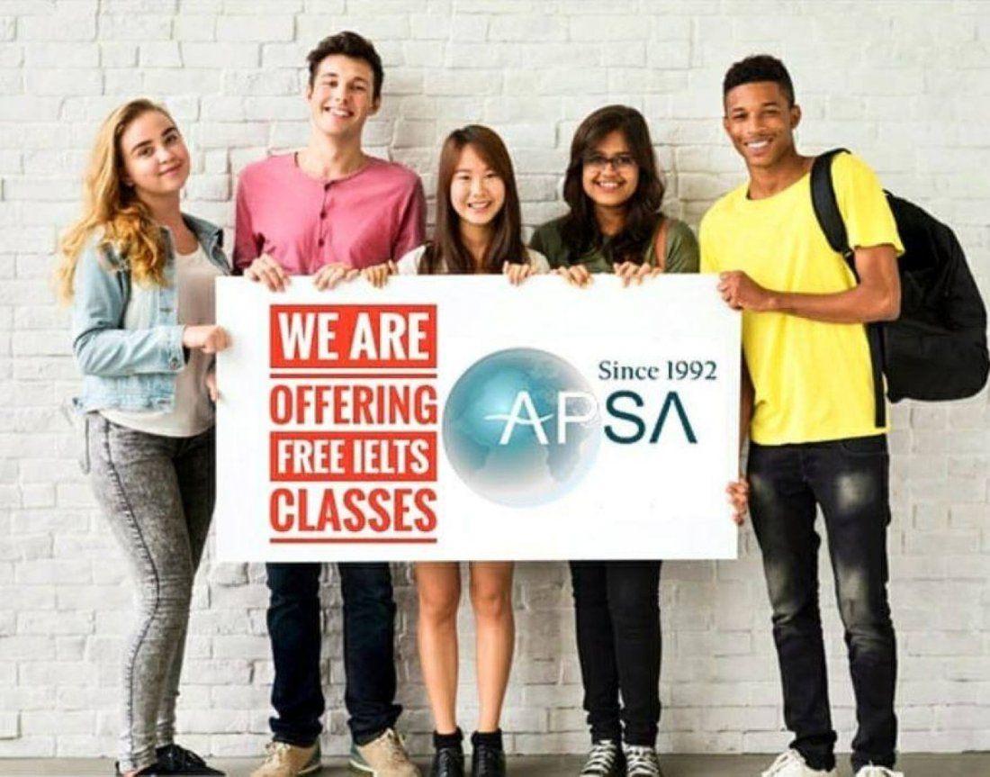 Academic & IELTS Training - APSA