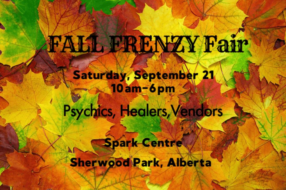 Fall Frenzy Fair
