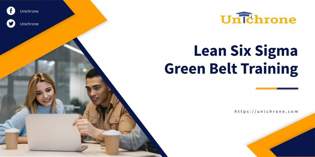 Lean Six Sigma Green Belt Certification Training Course in Hamburg Germany