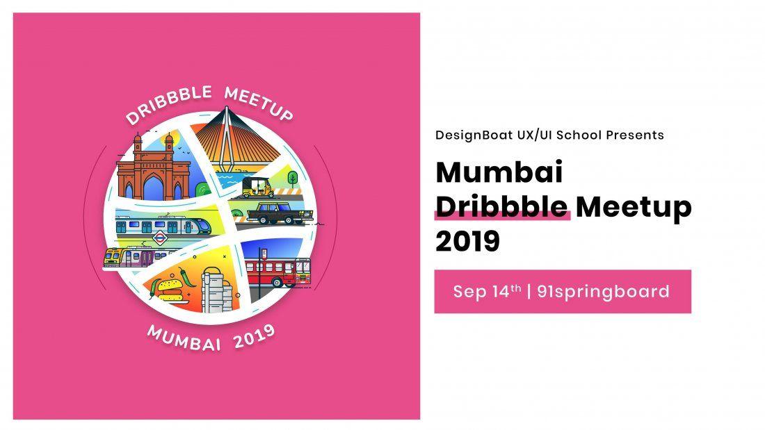 Mumbai Dribbble Meetup