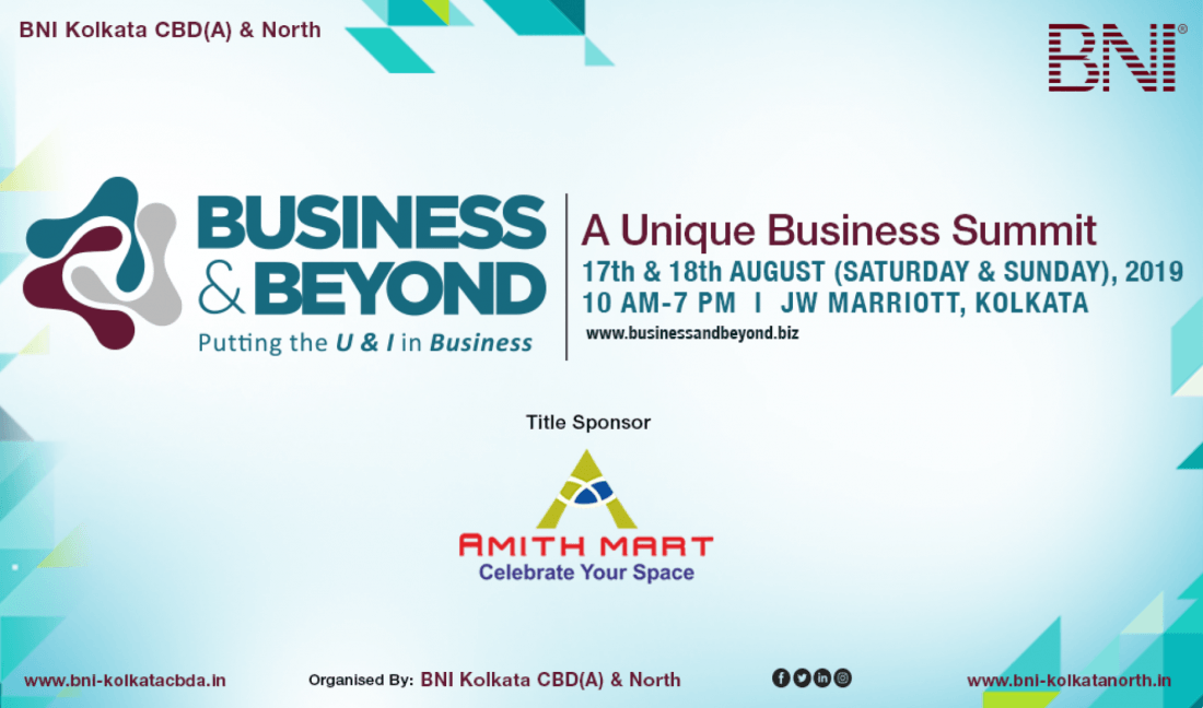 Business & Beyond - Putting the U & I in Business