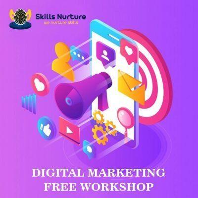 Free Seminar Digital Marketing Workshop Gandhinagar