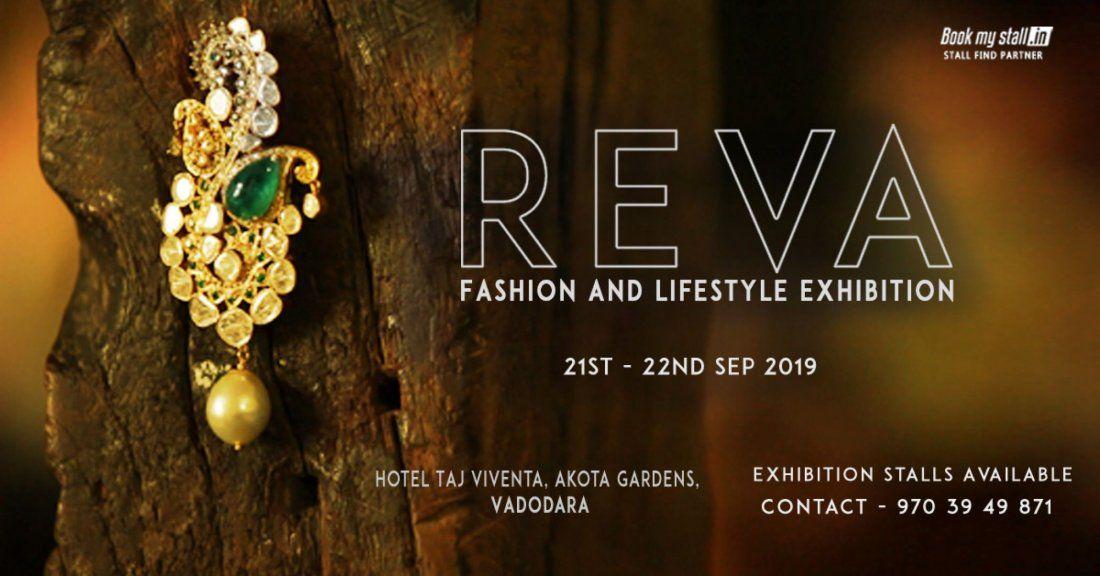 REVA Fashion and Lifestyle Exhibition at Vadodara - BookMyStall
