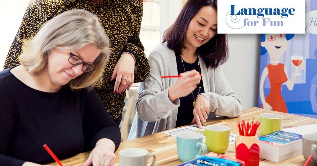 Lovely French classes for adults - Start of the Autumn term
